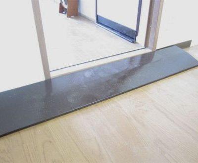 マンションリフォーム 床の段差 スロープ