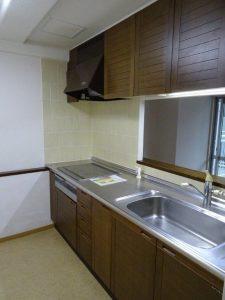 三谷邸キッチン2